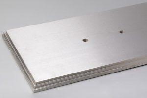 Cible PVD Aluminium chrome ALCr